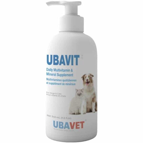 UBAVIT Daily Vitamin & Mineral Liquid