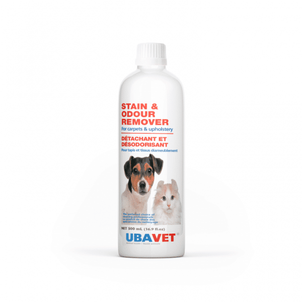 STAIN AND ODOUR REMOVER