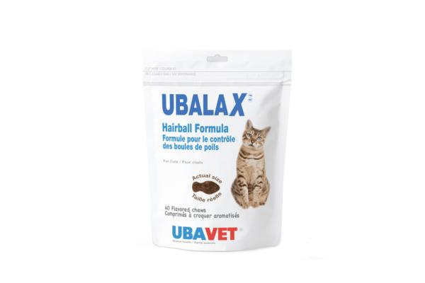 UBALAX hairball relief