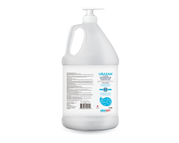 Ubasan Hand Sanitizer 3-78L