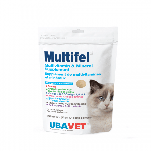 multifel vitamins and minerals