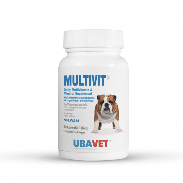MULTIVIT Daily Vitamin and Mineral Tablet