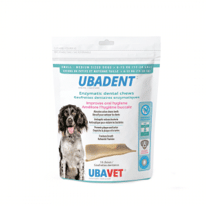 ubadent enzymatic dental chews