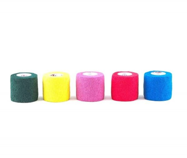 ubaflex bandages colours